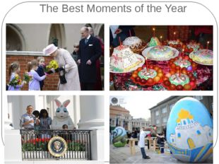 The Best Moments of the Year