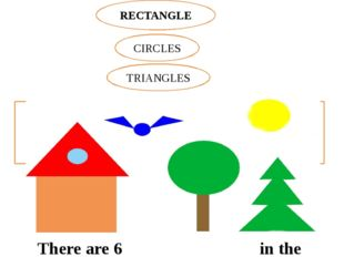 There is a in the picture. There are 4 in the picture. There are 6 in the pic