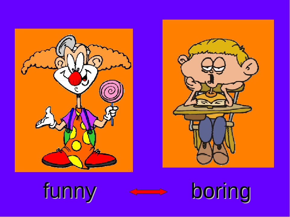 funny boring