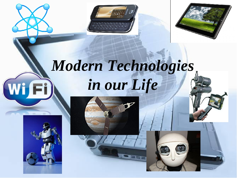 modern technology in my life essay Technology has influenced modern life in many ways and with its every advancement people may find themselves wondering how these things are possible.