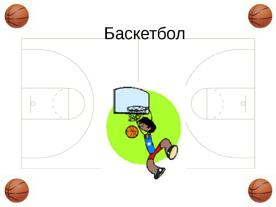 Баскетбол Броски