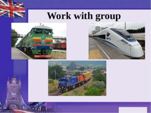 Work with group