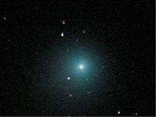 Долгопериодическими считаются кометы с периодом, как правило, более 200 лет.