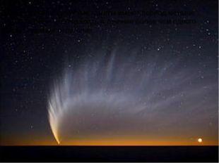 Короткопериодическиекометы имеют период меньше 200 лет или наблюдались в теч