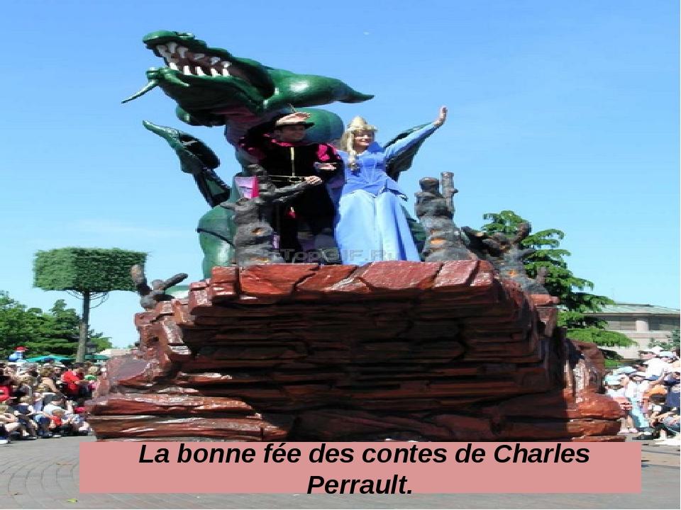 La bonne fée des contes de Charles Perrault.