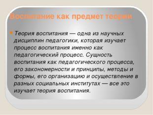 Образование — это институт социализации, система образования, реальная сфера