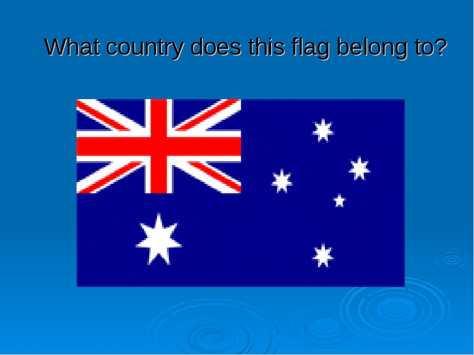 What country does this flag belong to?