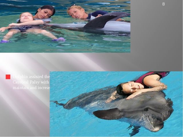 Seal therapy In February 2003, for the first time tested method of therapy se...