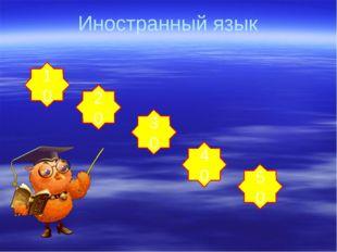 Литература 40 Какой русский писатель окончил физико-математический факультет?