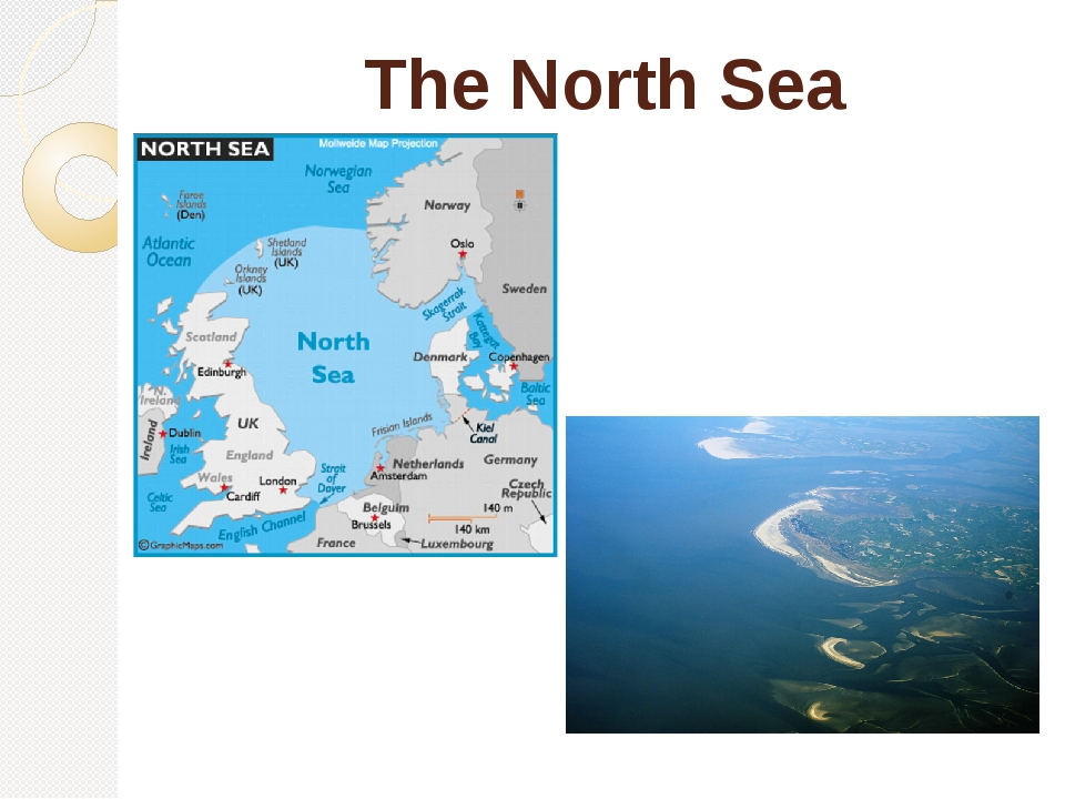 The North Sea