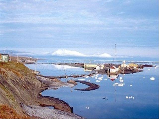 Острова По количеству островов Северный Ледовитый океан занимает второе мест...