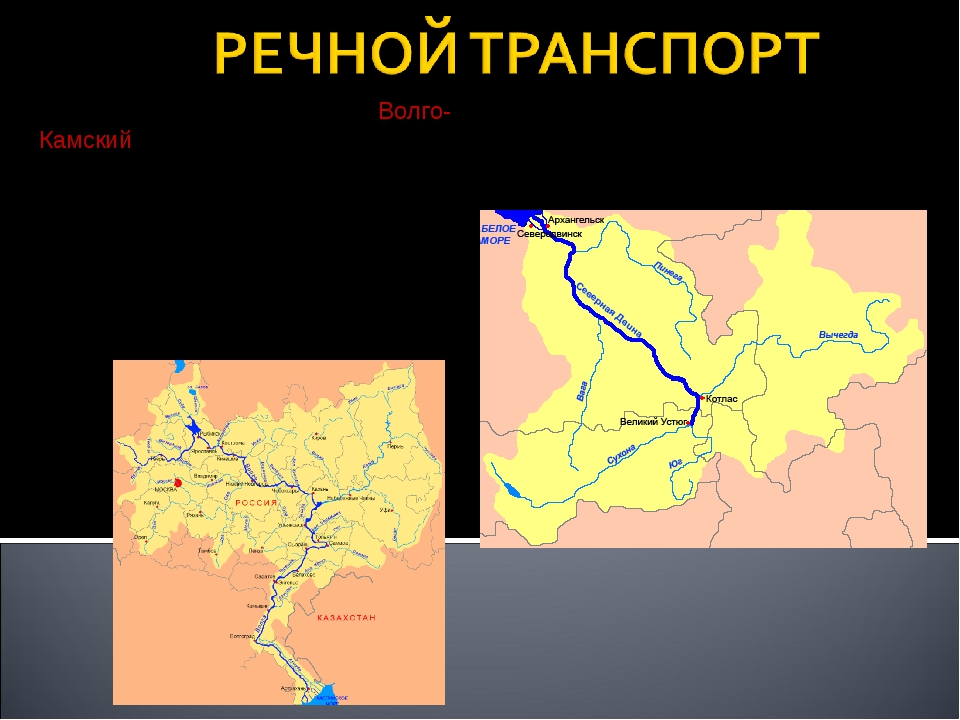 Основным в России является Волго-Камский речной бассейн, на который приходитс...