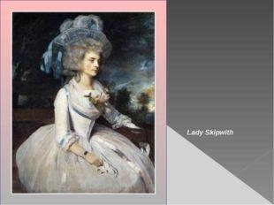 Lady Skipwith