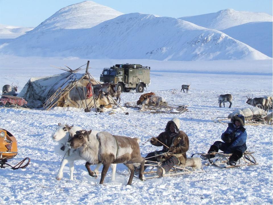 Картинки о путешествиях на севере