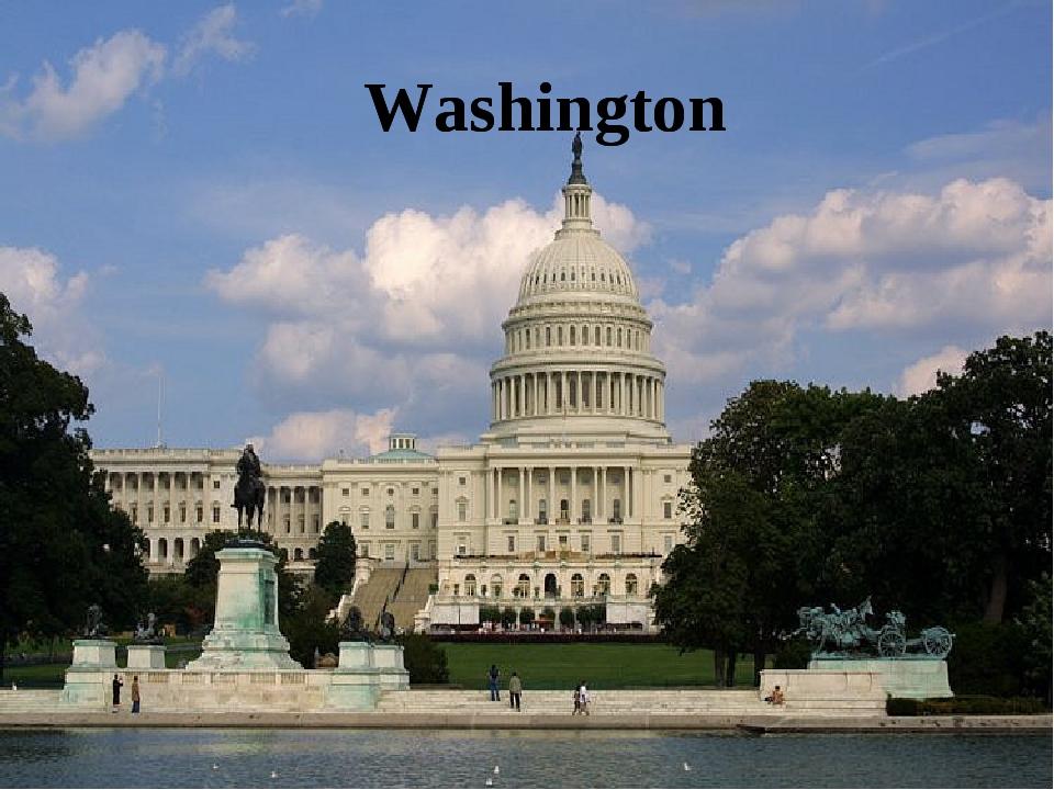 Washington Washington