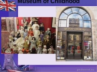 Museum of Childhood