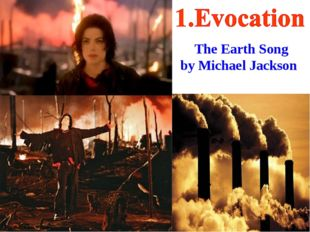 The Earth Song by Michael Jackson
