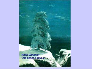 Иван Шишкин «На севере диком»