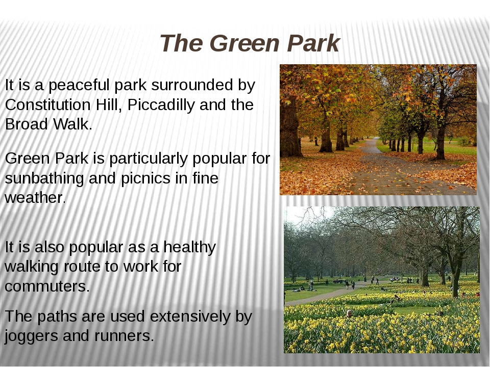 The Green Park It is a peaceful park surrounded by Constitution Hill, Piccadi...