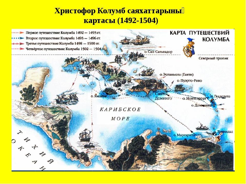 двух морей карта путешественника христофора колумба картинка меньшова
