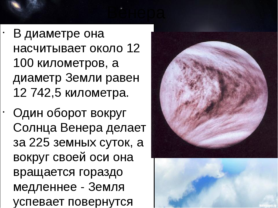 Венера Здесь преобладают низменности и невысокие возвышенности. Горные участк...