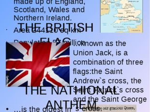 THE NAME The UK of Great Britain and Northern Ireland is made up of England,