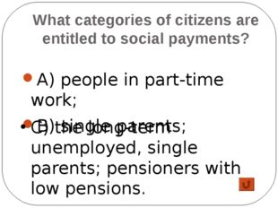 Are the elderly provided with ____ per cent of financial help? A) 19% B) 28%