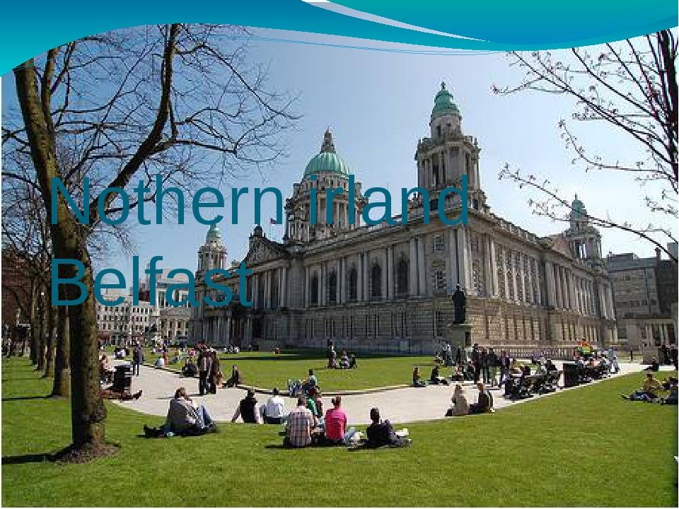 Nothern irland Belfast