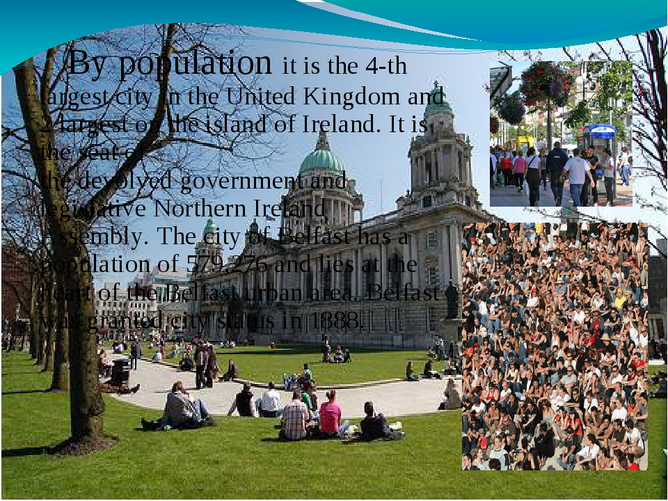 By population it is the 4-th largest city in theUnited Kingdomand 2 larges...