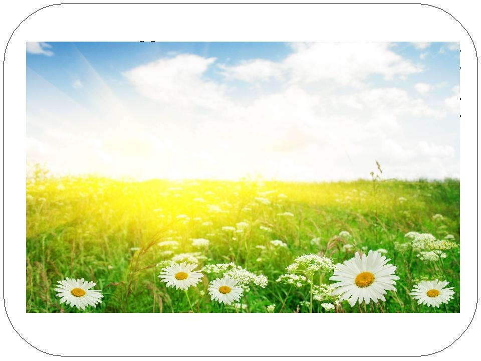 Весной в цветном сарафане лежит, зимой в белой рубашке спит. Из первых букв о...