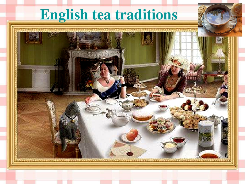 English tea traditions