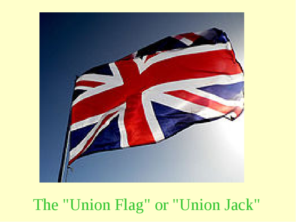 "The ""Union Flag"" or ""Union Jack"""