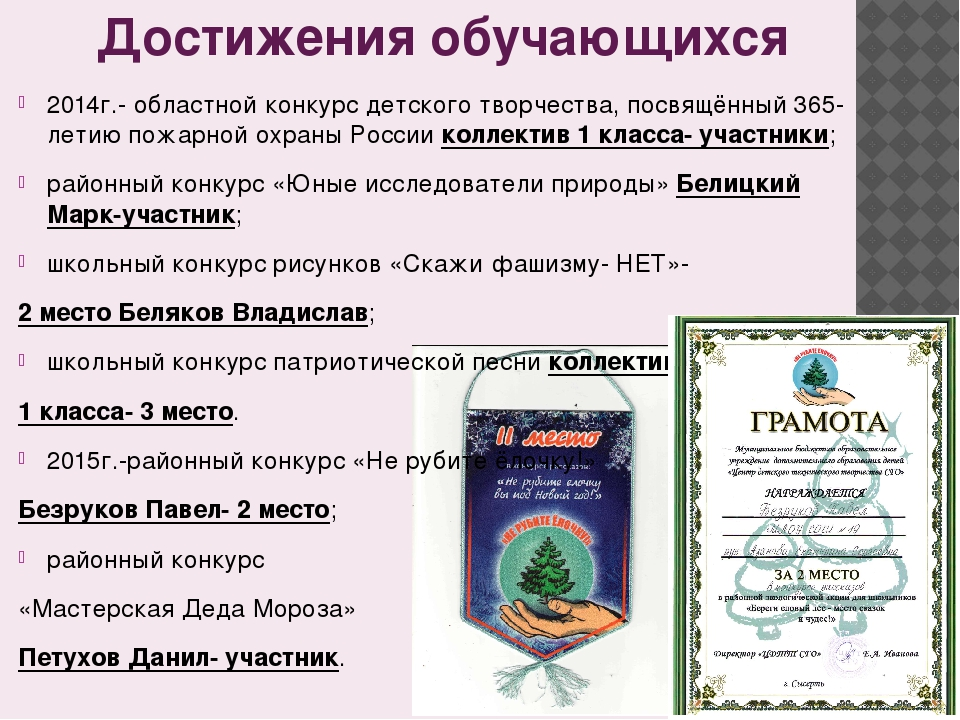 Достижения обучающихся 2014г.- областной конкурс детского творчества, посвящё...