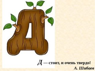 Д — стоит, и очень твердо! А. Шибаев