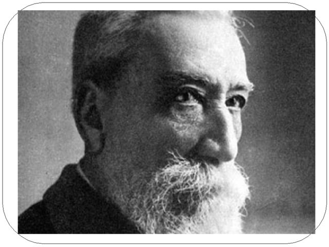 Представители французского реализма: Анатоль Франс (1844-1924) Псевдоним «Фра...
