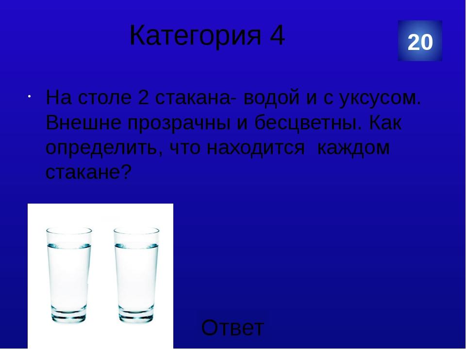 Категория 5 20 Категория Ваш вопрос Ответ
