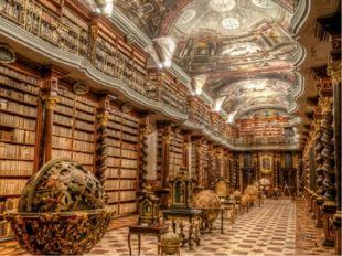 Национальная библиотека Чехии, Прага