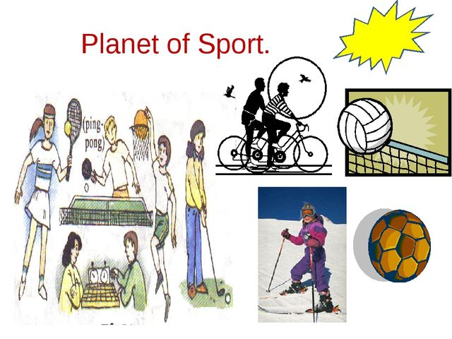 Planet of Sport.