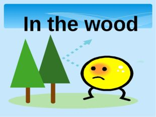 In the wood
