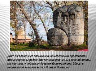Даже в России, с ее размахом и не меренными просторами, такие картины редки:
