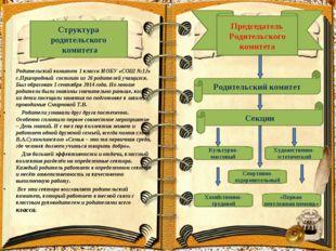 Родительский комитет 1 класса МОБУ «СОШ №12» с.Пригородный состоит из 26 род