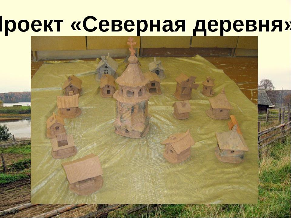 Проект «Северная деревня»