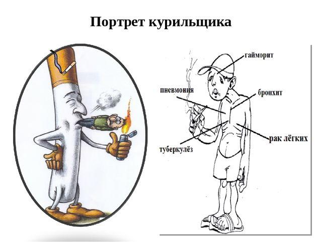 Портрет курильщика