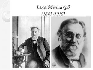 Ілля Мечников (1845-1916)