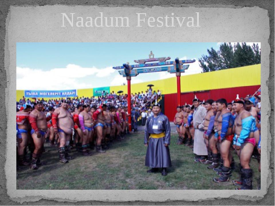 Naadum Festival