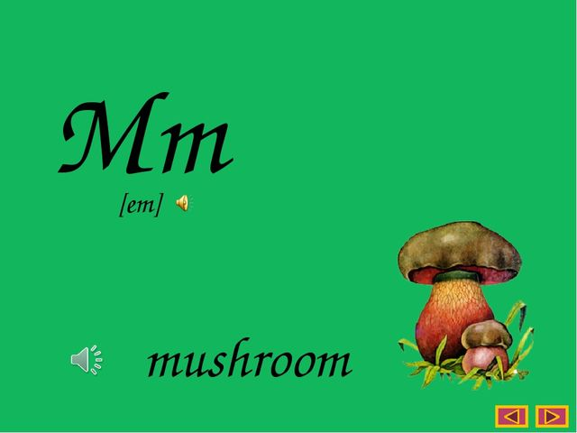 Mm mushroom [em]