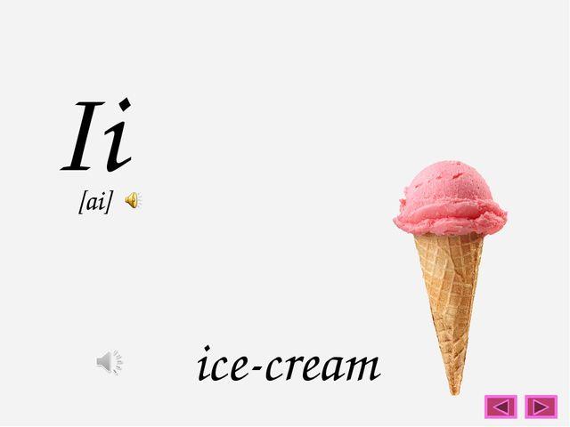 Ii ice-cream [ai]