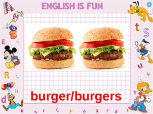 burger/burgers