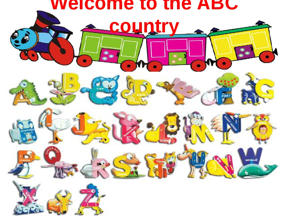 Welcome to the ABC country