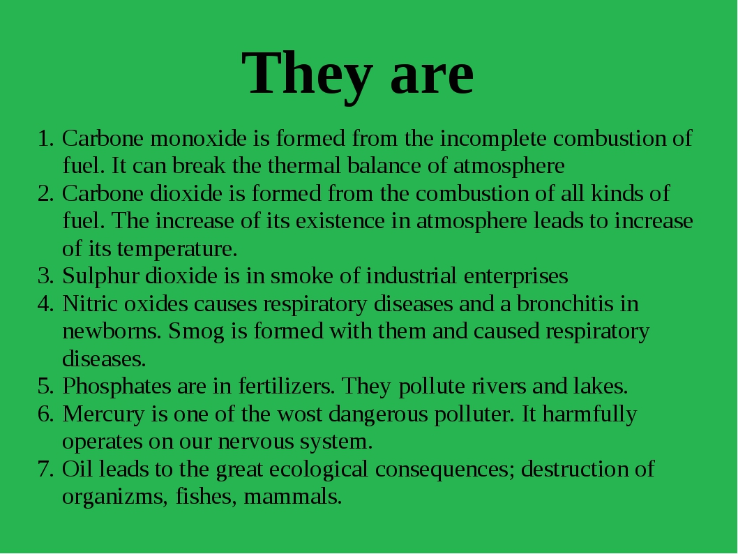 They are Carbone monoxide is formed from the incomplete combustion of fuel. I...